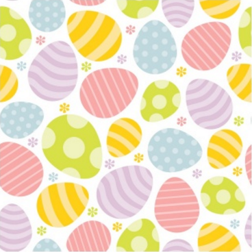 Facebook Report :: What 9 top brands posted for Easter